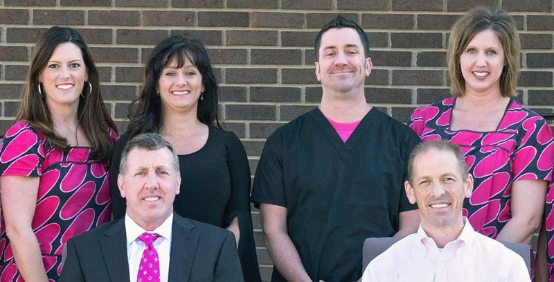 Staff at Jones Chiropractic Clinic