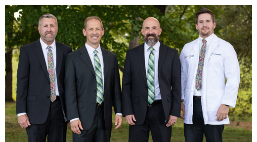 Chiropractor Johnson City TN J Brion Jones and Team