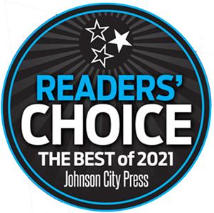 Readers' Choice Award 2021 Winner Jones Chiropractic Clinic